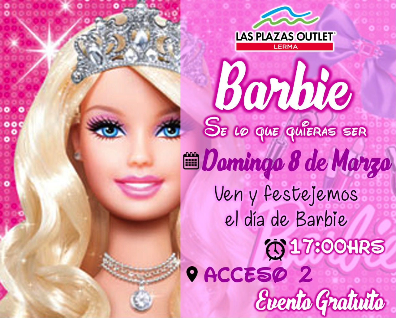 Las Plazas Outlet Lerma - BARBIE